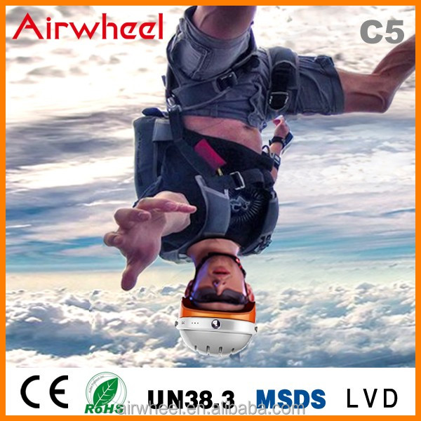 CE Certified cycling helmet from Airwheel