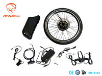 2017 electric bicycle wheel kit 36 volt lithium battery pack 350W front hub motor