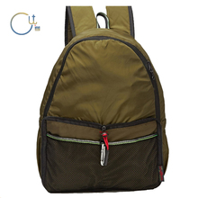 New design Factory Direct Sale Travel Bags Foldable Backpack