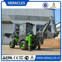 WZ22-16 mini loader and towable backhoe loader for sale