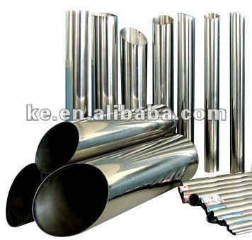 Grade 304, 201,430 Stainless Steel Pipes