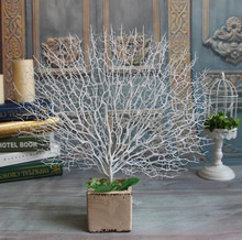 Artificial Dry Tree Branch In Fashion Style Factory Price & For Wedding And Home,Hotel,Park Decoration