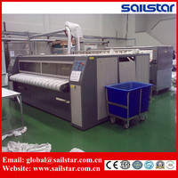 Automatic t shirt / bedheet folding machine with HACCP&CE