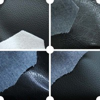 quality assurance Knitting cloth rexine raw material for car seat covering