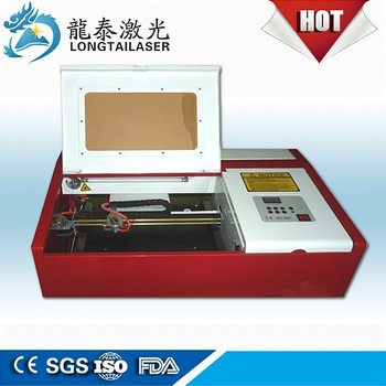 LT-K40 high speed cheap co2 laser engraving cutting machine engraver 40w