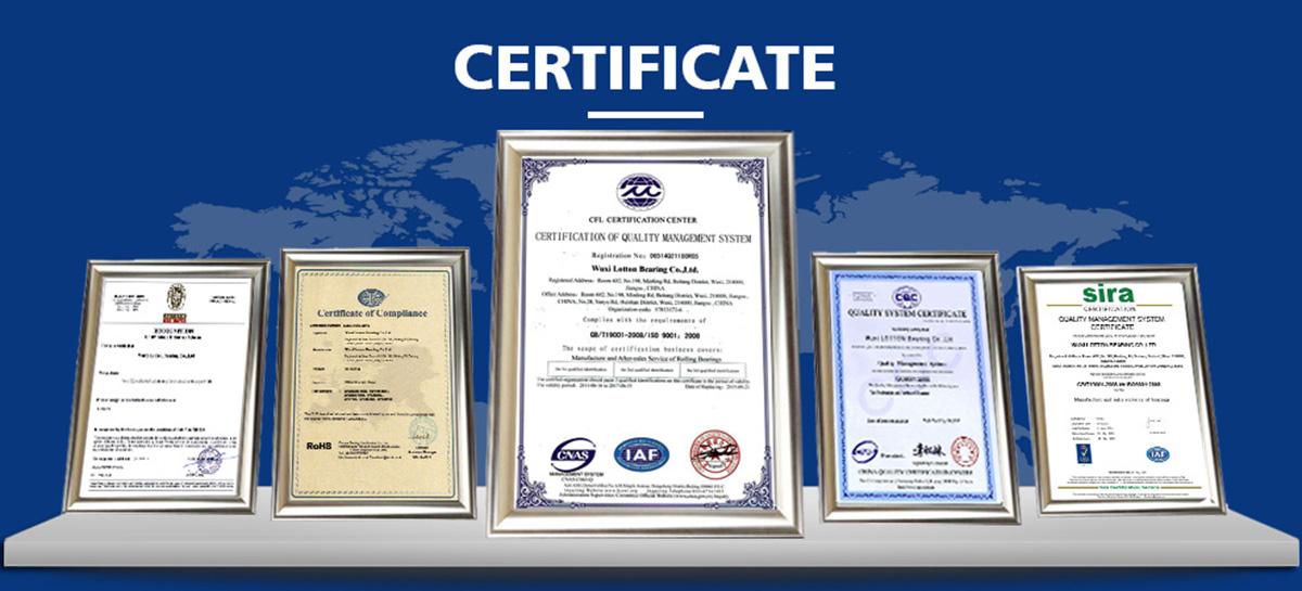 Wuxi Lotton Bearing Manufacturing Co Ltd Bearing Ball Bearing