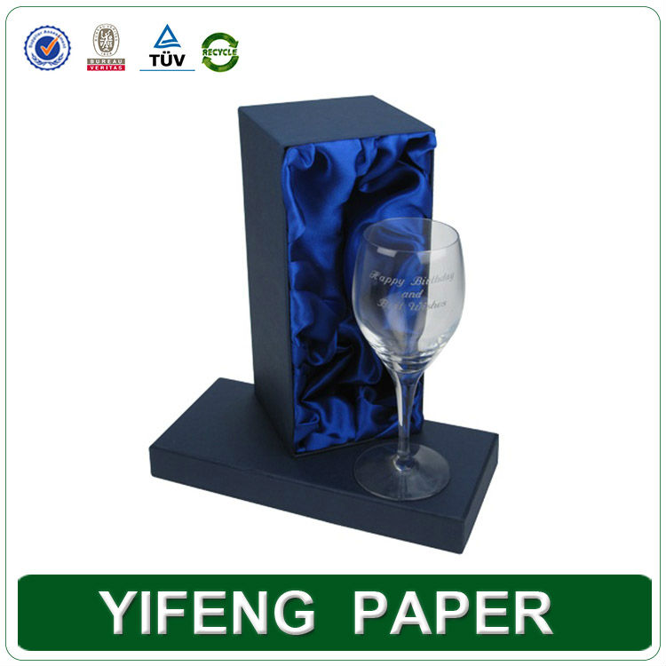 wine glass packaging boxes wholesale gift boxes for wine glasses