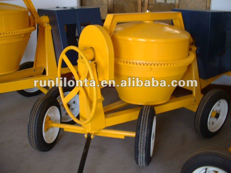 JH500S china 500L diesel concrete mixer/cement mixer machine for sale