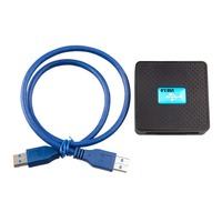 High Speed External USB3.0 All In 1 Secure Digital TF CF XD M2 MS Flash Memory Stick Card Reader For Laptop