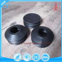 Heat resistance rubber bellows for auto parts
