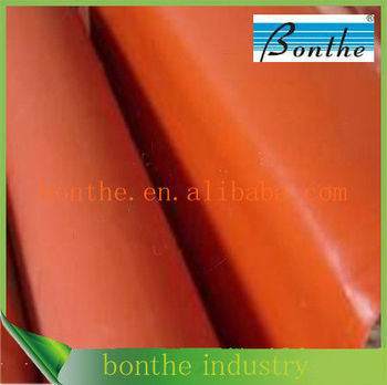 black silicone coated fiberglass cloth from shanghai bonthe