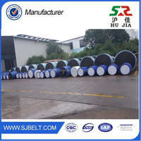Industrial CC56 Conveyor Belt With Strong Stone Fabric