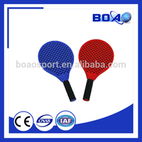 Shot Kids Plastic Tennis Beach Rackets