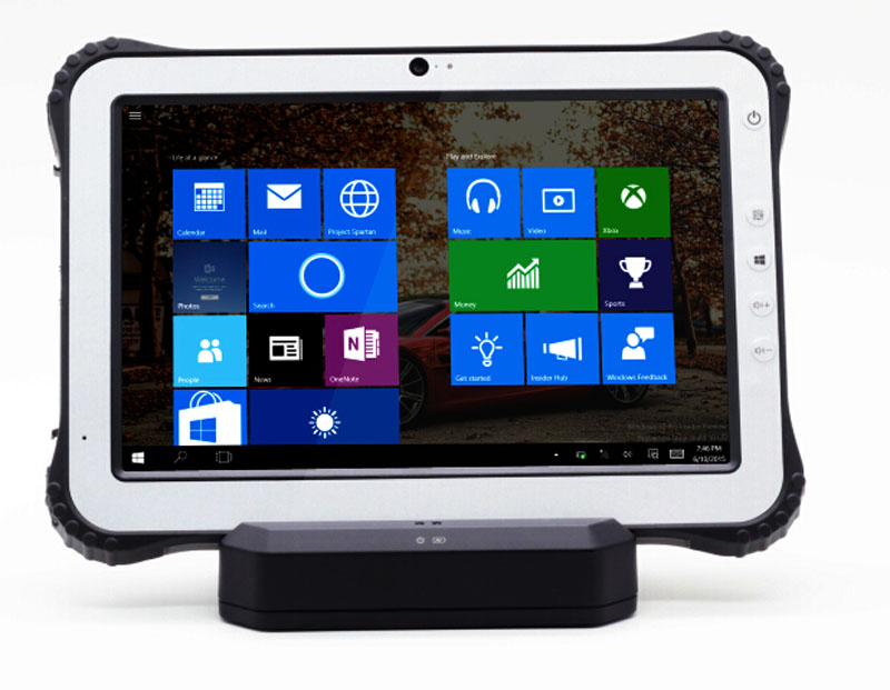 Cheapest Factory Front NFC Tablet Rugged 10 Inch Quad-core Windows10 Or Android OS Rugged Android Tablets