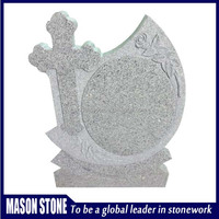 Chinese cheap granite Ireland headstones celtic cross