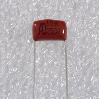 capacitor with Plastic pps polypropylene film capacitor 2000v