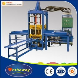 Popular OEM paver block making machine cost QTF3-20