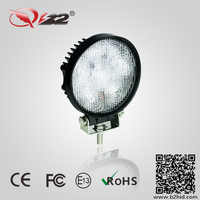 2016 Super Bright square 18w led work light for offroad driving light