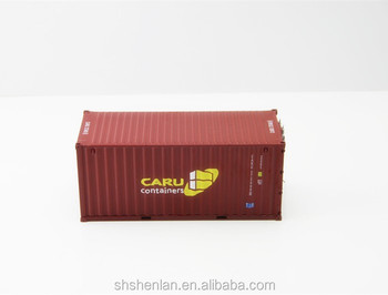ABS 20 feet 1:20 scale Container model 31cm(L)12.2cm(W)13.1cm(H)