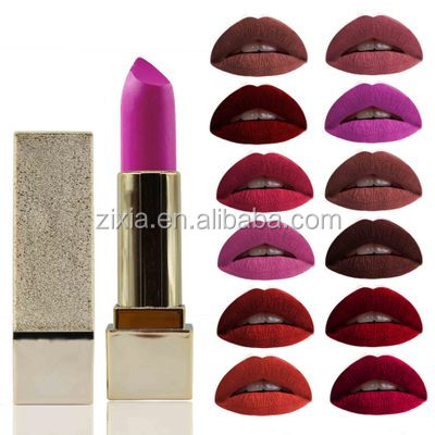 online sell cosmetics lipstick organizer private label cosmetics waterproof long lasting lipstick with container