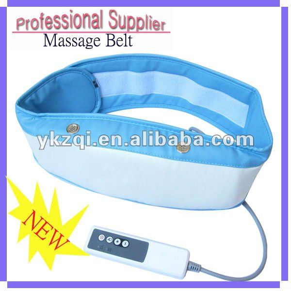 2012 Newly Multifunction Fat Reducing Massage Belt For Weight Lose BW-8007