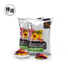 Natural VF vegetables chips and fruits chips at factory price
