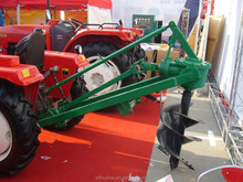 Planting mini post hole digger (diameter 6''-20'') for tractors
