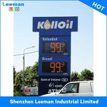 price digital display screens LEEMAN DISPLAY led interval timer