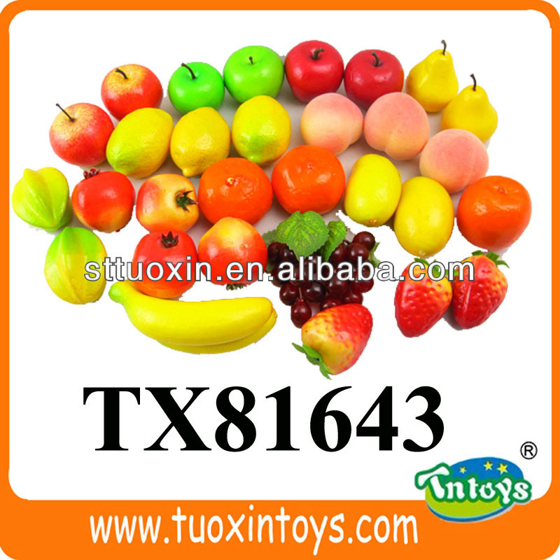 Artificial Fake Lemons Decoration Plastic Fruit