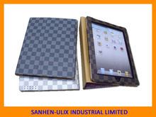 PU material for ipad mini smart cover case