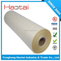 2015 NMN DUPONT NOMEX INSULATION PAPER 6640 with yellow line 900MM for transformer