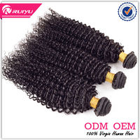 Hot sale human hair bundles indian kinky curly human hair extension