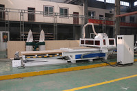 Hight-end taiwan syntec cnc router for wood machine