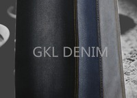 G130807-4 cotton polyester spandex denim fabric,cotton fabric