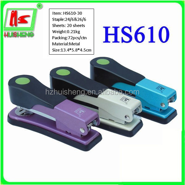 chilean products, stapler foska, transparent stapler
