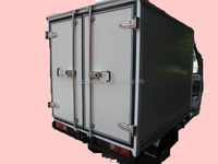 closed cargo box three wheel motorcycle/cargo tricycle/three wheeler