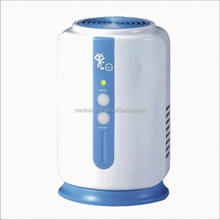Most-powerful Fridge Air Fresher, Ozone Air Ionizer for 250L Big Refrigerator with Ozone Generator,Battery