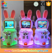 Funny kids arcade play games car racing electronic game machine,3d video dirty driving car racing game machine