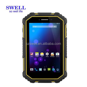 M16 4G 3G ruggedized Device 2GB/16GB NFC dual sim industrial android t quad core Attendance System device used laptop in usa