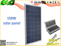 Good price solar systsem 150w polycrystalline panel