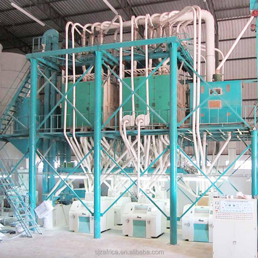 300tons wheat flour mill plant produce purpose bakery flour for human consumption