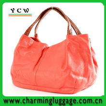 fashion bag has hand leather handbags