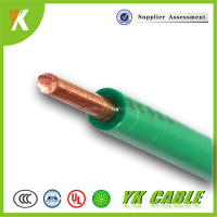 Ultra-thin pure Cu conductor 99.99% 1mm copper wire solid copper cable