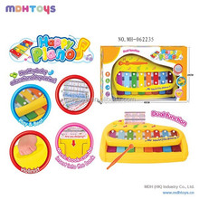 Music Instruments Plastic Electric Piano Toy Colorful Keyboard Children Toy