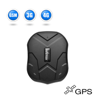 Mini cycle IP66 personal gps tracker for trucks car anti stolen with strong magnet