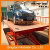 hydraulic scissor car lift elevator