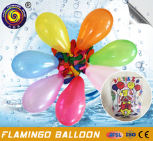 colorful big water ballons