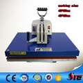 STC korean style shaking head t shirt hot transfer machine