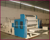 Good Price 3 Ply 180 Sheets 100% Recycled Pulp Facial Tissue Making Machine