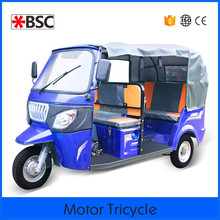 details of tricycle passenger